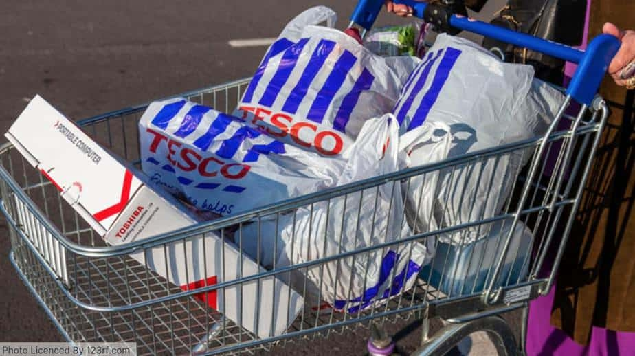 What Types Of Gin Does Tesco Express Sell?