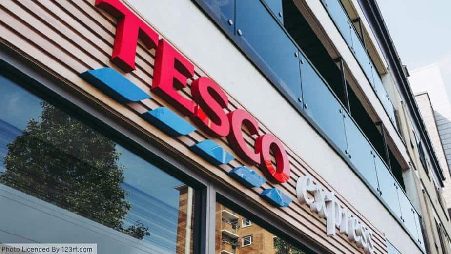Tesco Market Share And Popularity Statistics