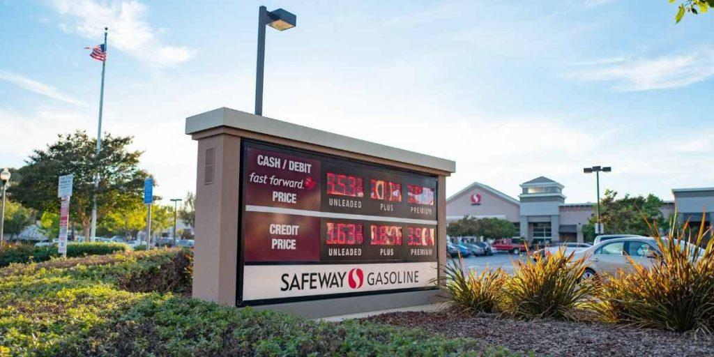 Safeway Gas Discount