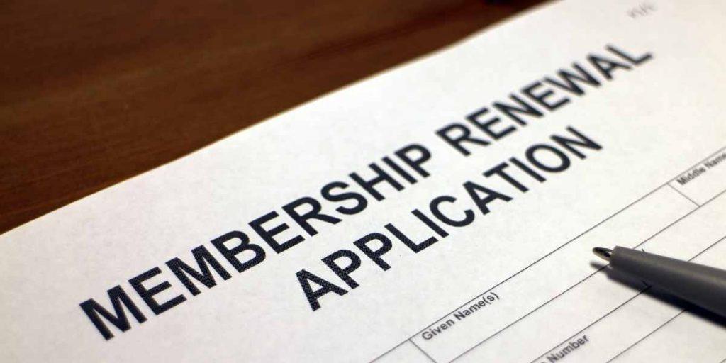 Sam's Club Membership Renewal